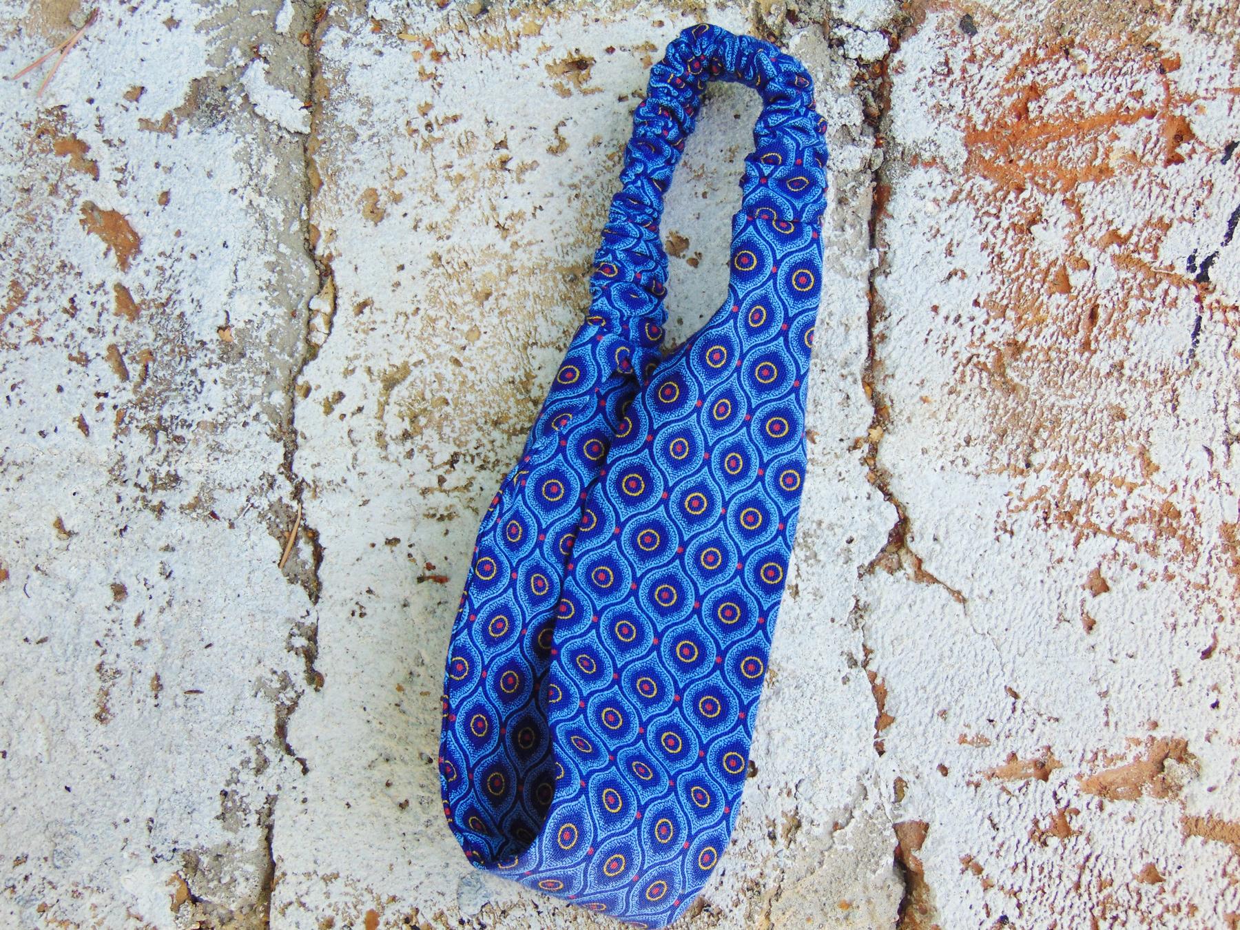 Haarband Blau - ShweShwe